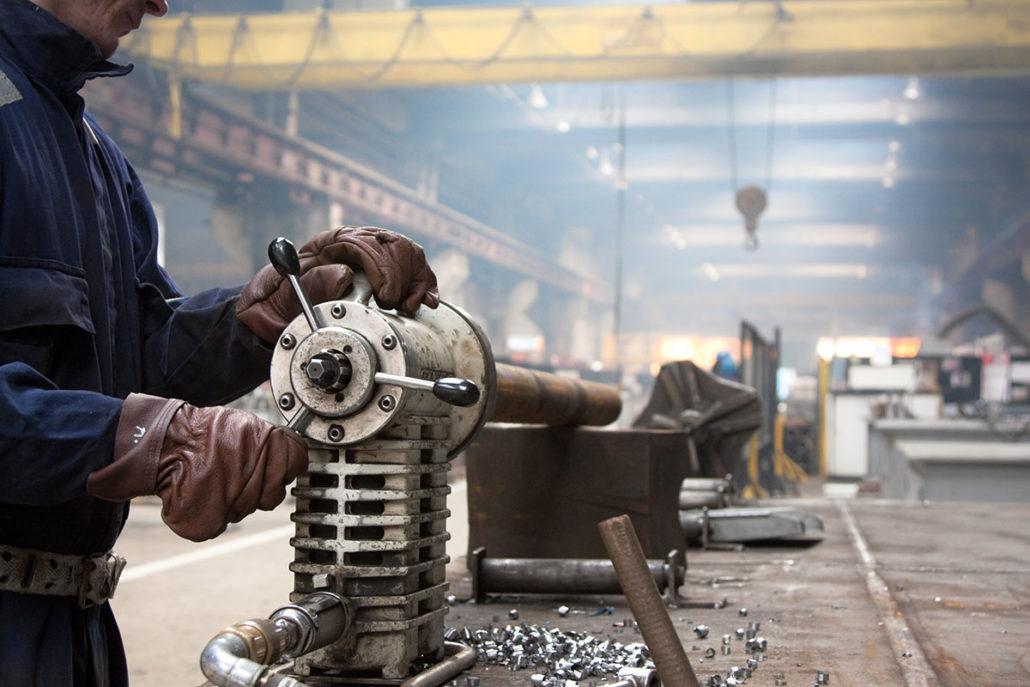 Fyff | Find Your Flex Force metaalbewerker Beschikbare uitzendkracht vakmensen en flexwerkers